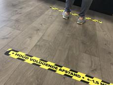 Problemen met Corona stickers verwijderen?