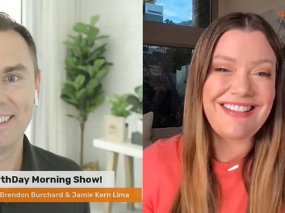 Growth Day Morning Show? Yes!
