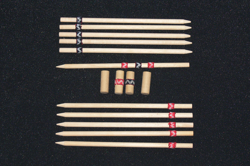 Hand Game (aka Stick Game)