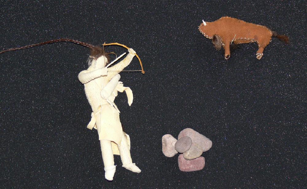 Dolls, Plains Indians