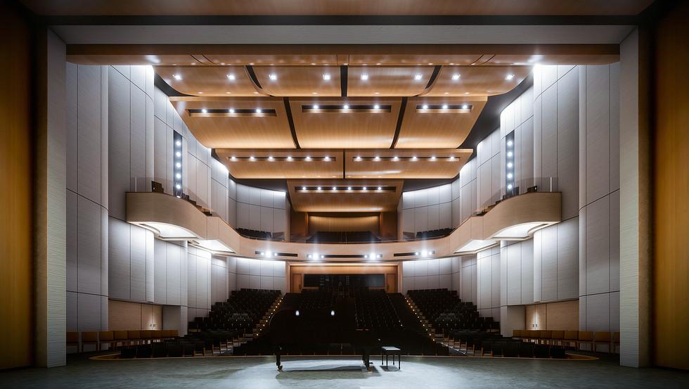 Ursuline Academy of Dallas - Theater