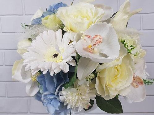 Luxury Pastel on gorgeous vase