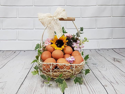 Basket and Gift