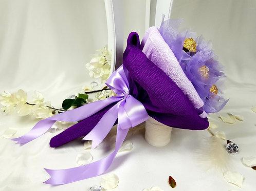 The violet tulip