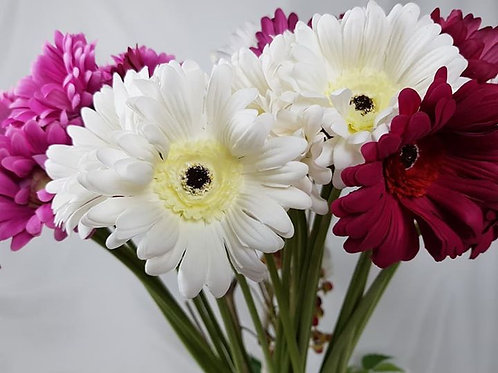 "Real to touch ""Gerbera"""