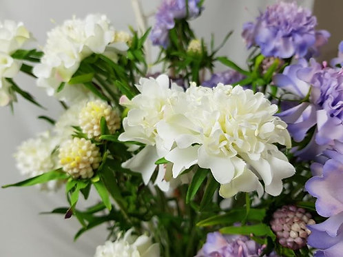 "Real to touch ""Scabious"""