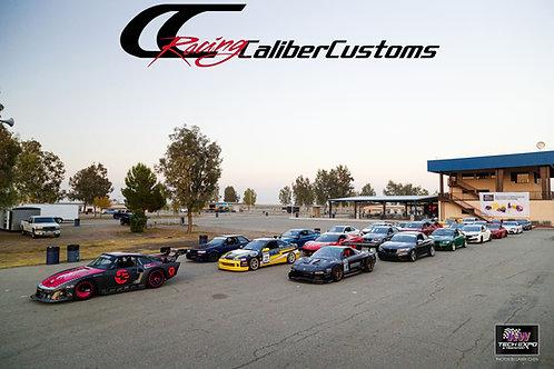 Fresno car guys /Caliber Customs Track day