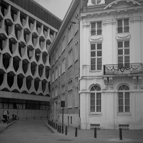 Dérive, Bruxelles