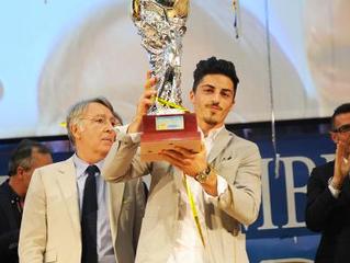 Pallone d'Oro del calcio umbro, vince Alessandro Tascini