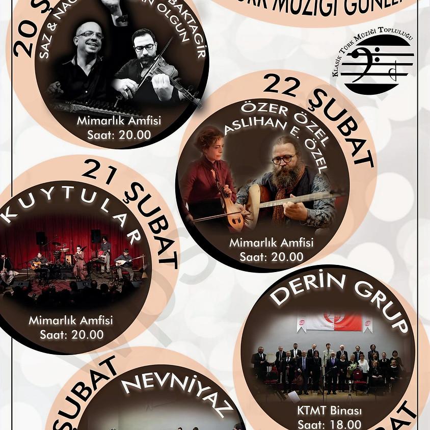 15.Türk Müziği Günleri