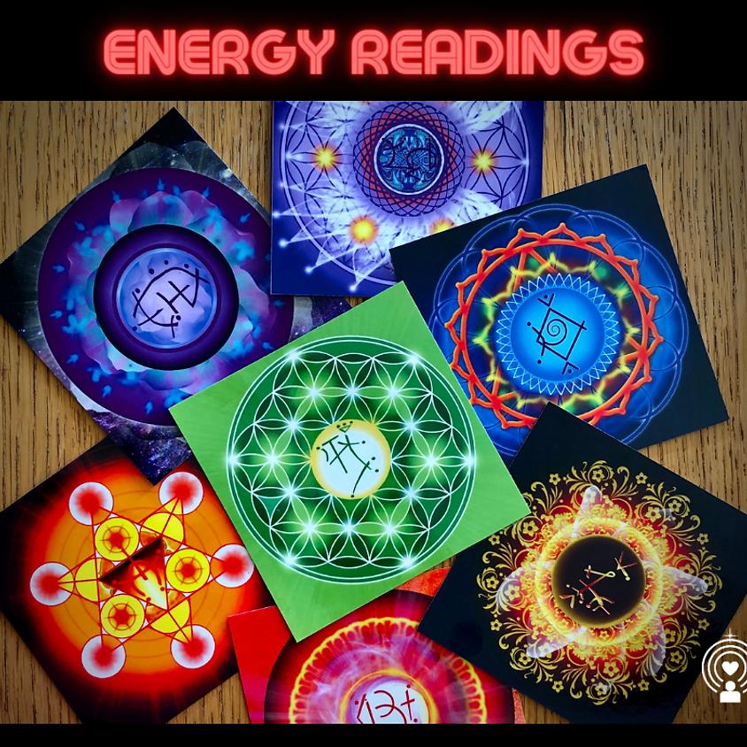 Energy Reading Workshop