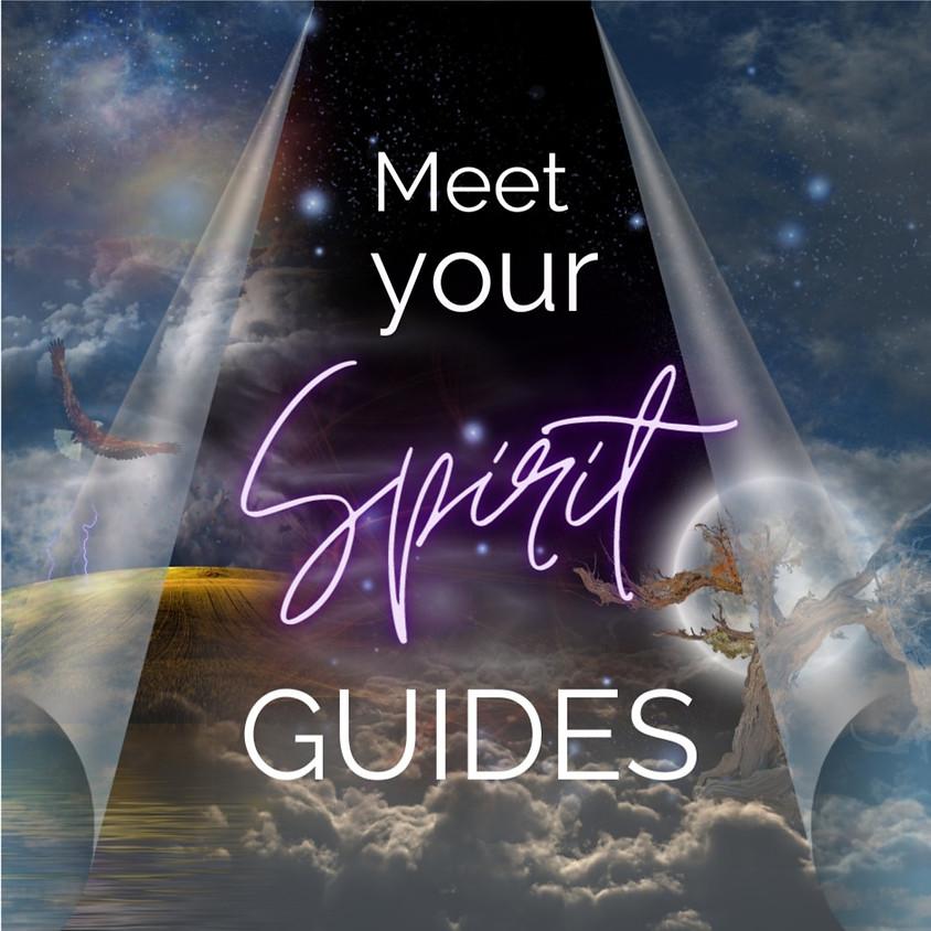 Meet Your Spirit Guides
