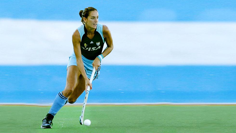 Luciana Aymar, Leona, hockey hierba, hockey cesped, selecciona argentina de hockey, lucha aymar,