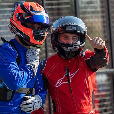 Damian Karting