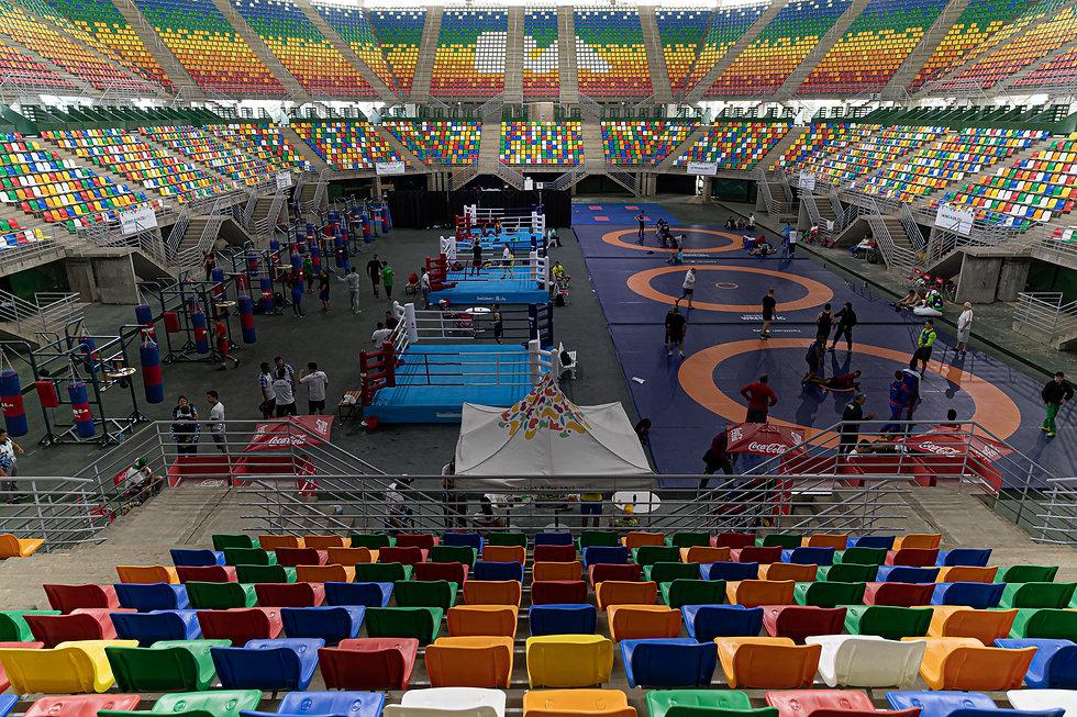 Estadio Mary Teran de Weis - YOG 2018