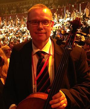 Haukur F. Hannesson Royal Albert Hall Lo