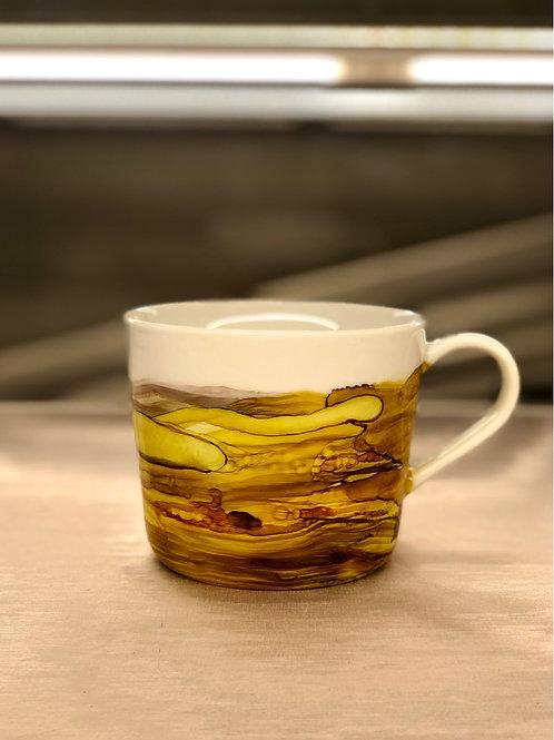 Alcohol Ink Mug
