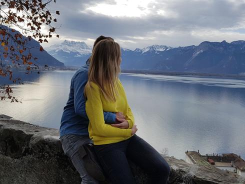 Montreux - Frühlingsgefühle im Winter