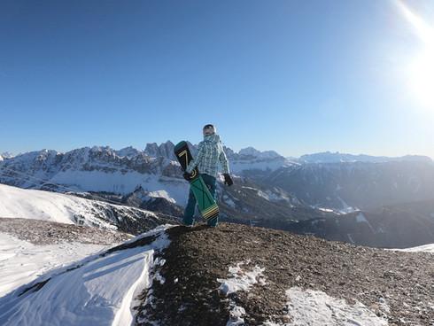 Anreise und erster Eindruck  vom Südtirol