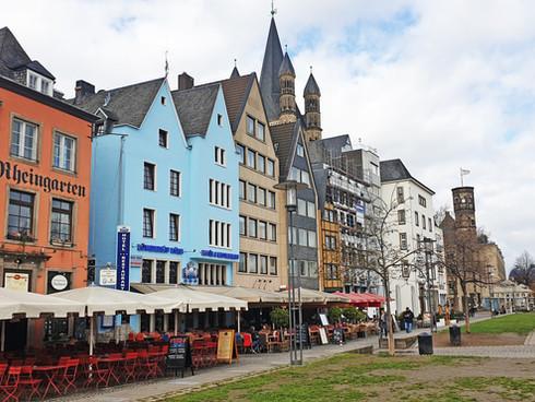 24 Stunden in Köln