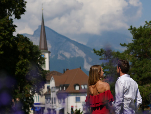 Romantik in Bad Ragaz