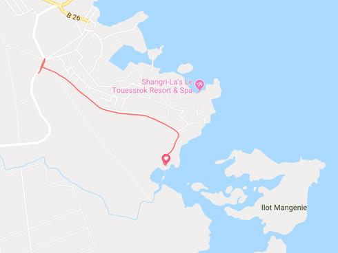 Wie du am besten auf die Île aux cerfs kommst | Mauritius