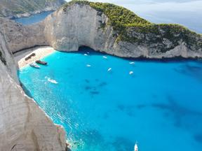 Zakynthos: Mehr als nur eine Bucht