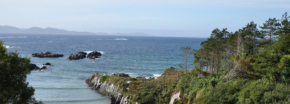 Einsamer Strand am Ring of Kerry