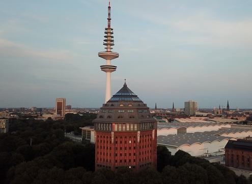 Mövenpick Hotel in Hamburg