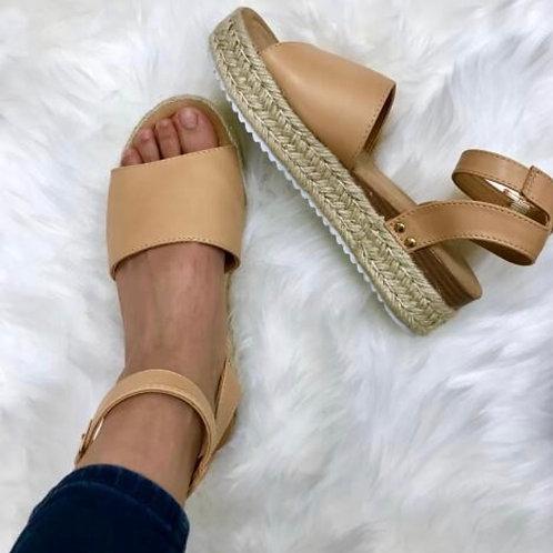 Dazzle Espadrille Sandal