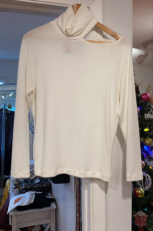 Renee C Cut Out  Sweater