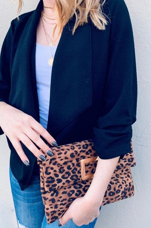 Jessie Knit Blazer
