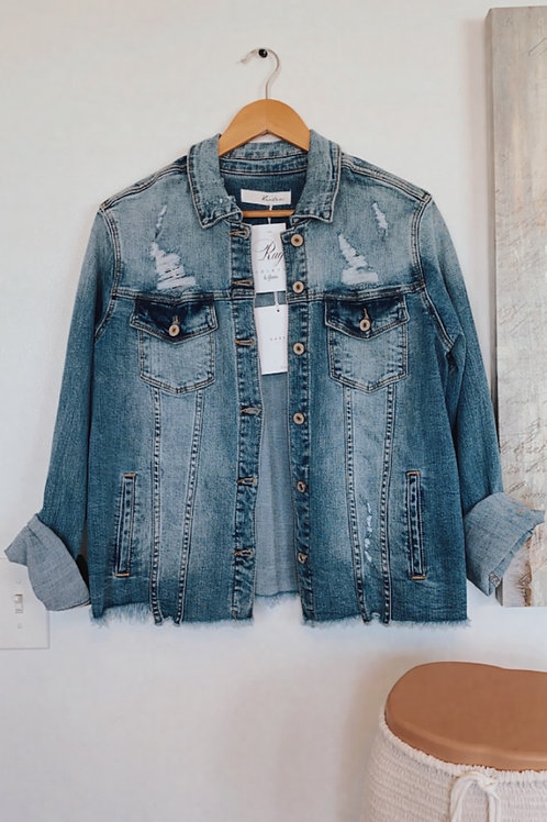 KanCan Stretch Jacket