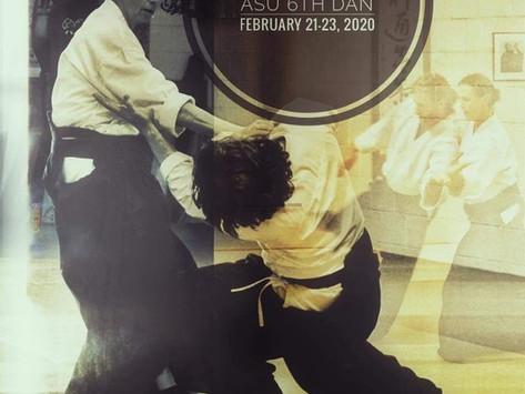 Lee Crawford Sensei - Feb 21-23
