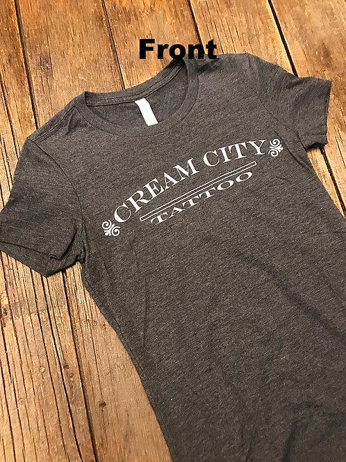 Women's cut t-shirt