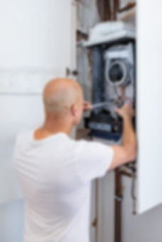 In2Heat Plumbing boiler repairs and service leamington spa