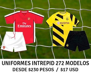 Uniformes de Futbol Economicos, Uniformes de Futbol Baratos