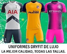 Uniformes de Futbol ef17b91999313