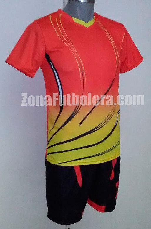Uniformes Femeniles de Futbol