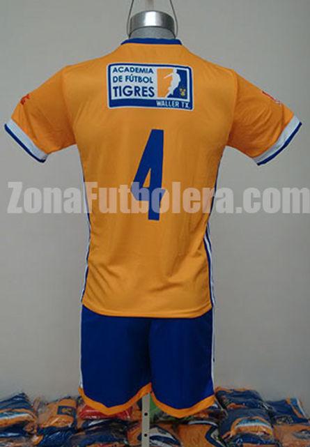 Uniformes de Tigres UANL