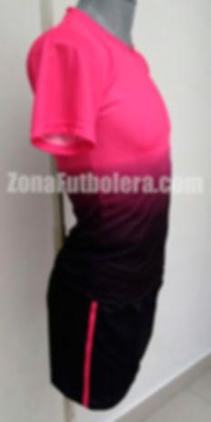 Uniformes de Futbol Femenil