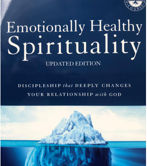 The Problem with Emotionally Unhealthy Spirituality