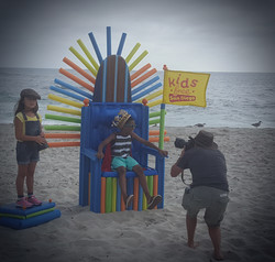 SDBT Throne