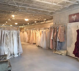 Carine's Aisle Showroom