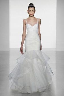 Amsale Sawyer Gown