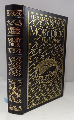 Moby Dick or The Whale By: Herman Melville
