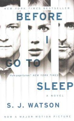 Before I Sleep By: S.J. Watson