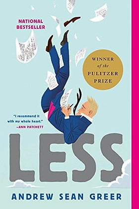Less By: Andrew Sean Greer