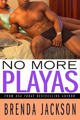 No More Playas By: Brenda Jackson