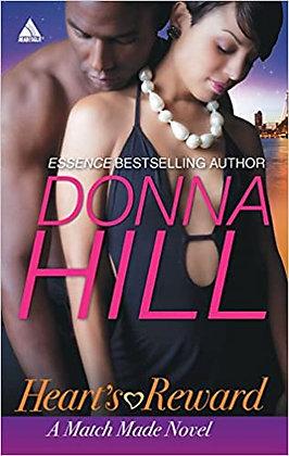 Hearts Reward By: Donna Hill
